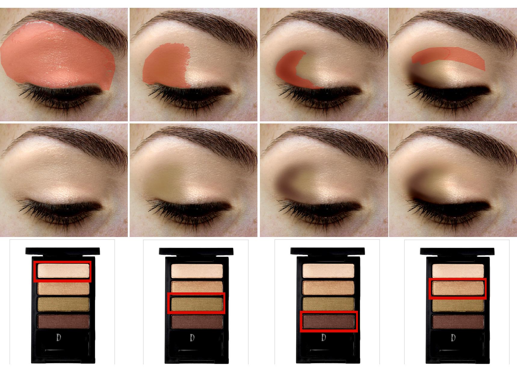 видно, правила макияжа глаз с картинками букеты роз